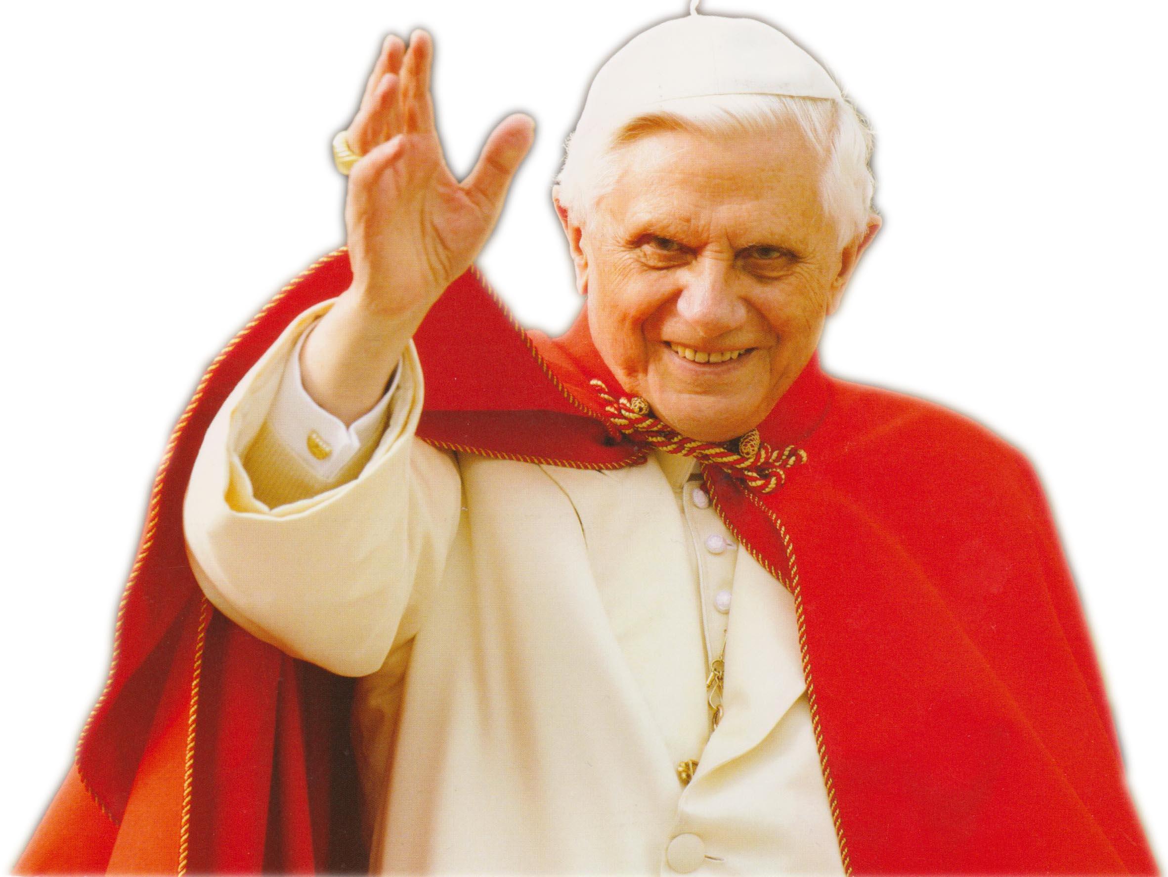 Notre Pape bien aimé Benoît XVI