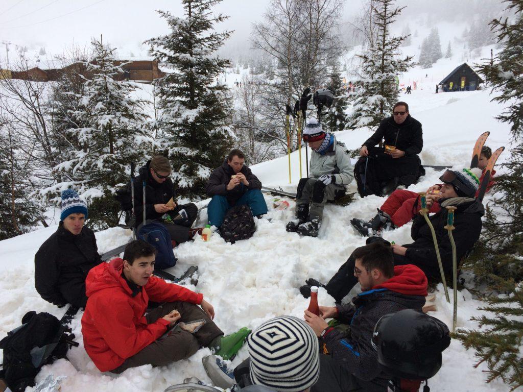 Camp de Ski (2016)