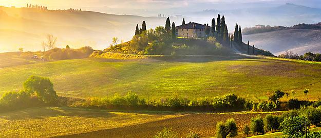 Camp en Toscane (2015)