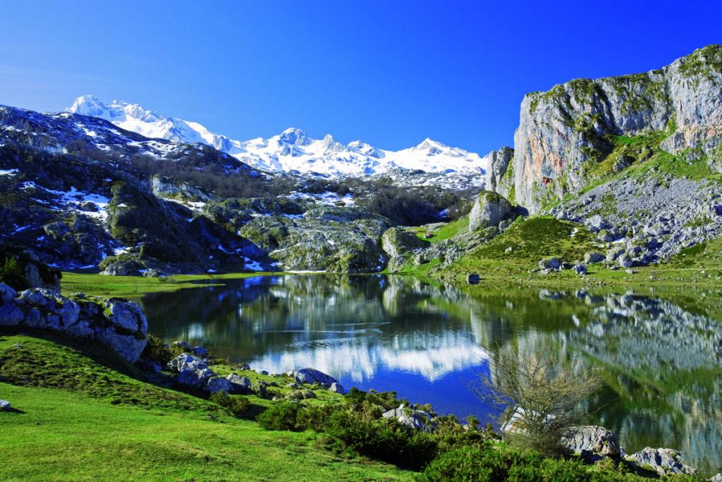 Camp dans les Asturies (2014)