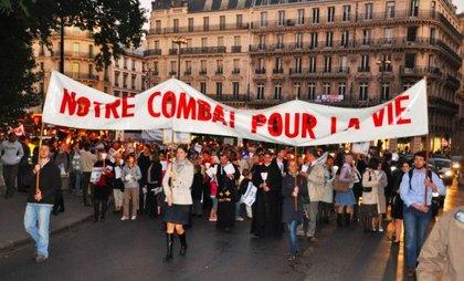 Marche pour la Vie (2011)