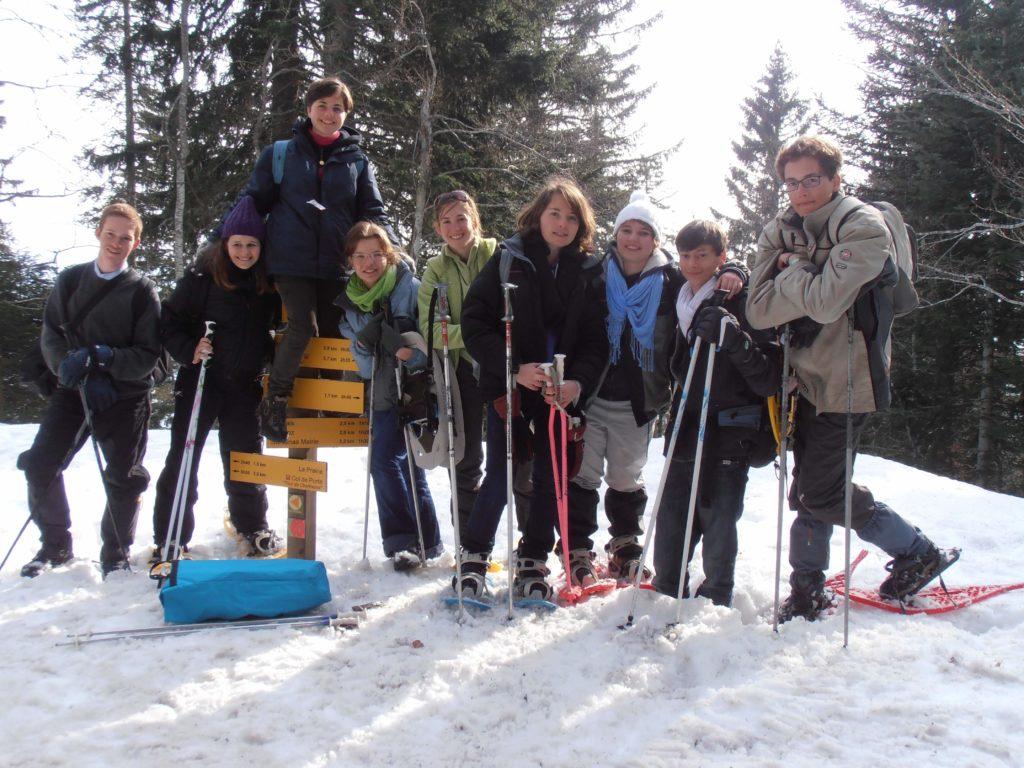 Camp de Ski (2012)