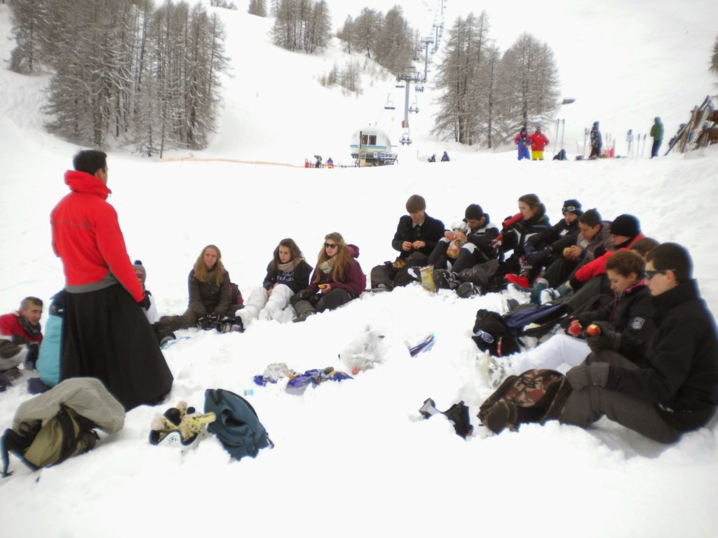 Film CSM – Camp de ski